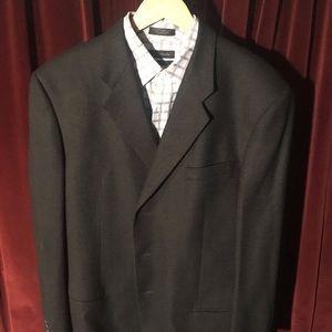 3 Btn ARMANI COLLEZIONI Wool/Cashmere Sport Coat